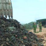 Lâm Đồng: Phát hiện sai phạm nghiêm trọng của Nhà máy xử lý rác chôn trái phép 40.000 tấn chất thải rắn